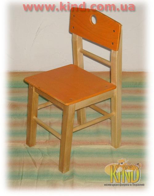 Купить деревянный стульчик для детей