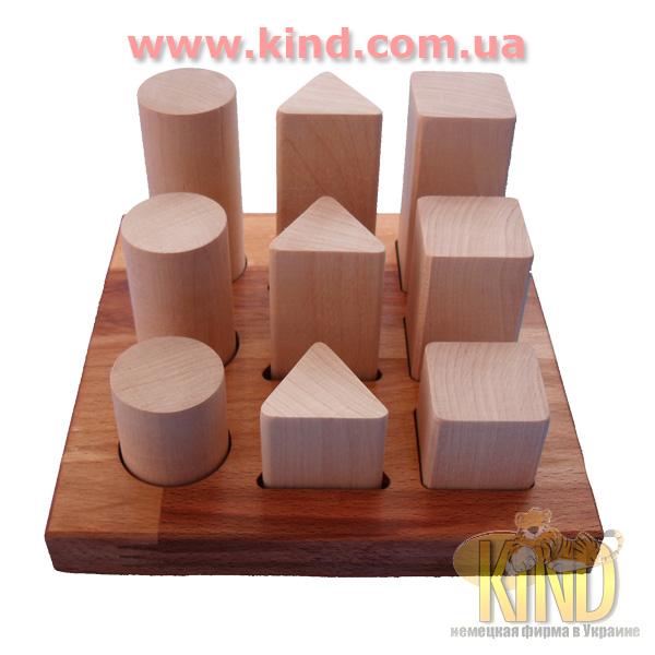 Деревянные игрушки из натурального дерева
