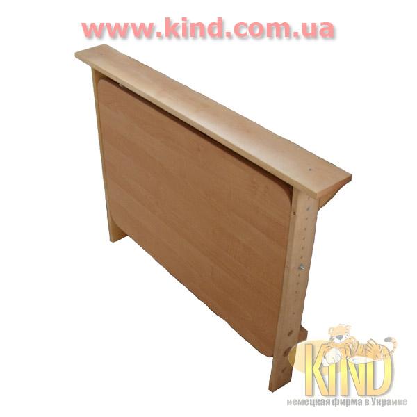Складной стол для школьника в детскую комнату