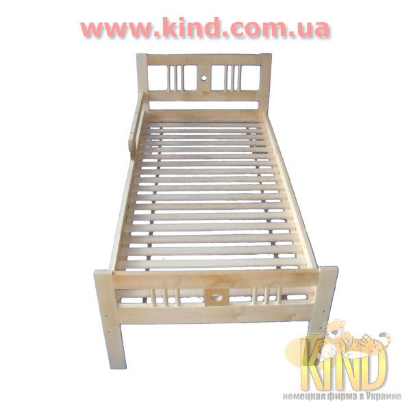 Детская деревянная кровать для детей