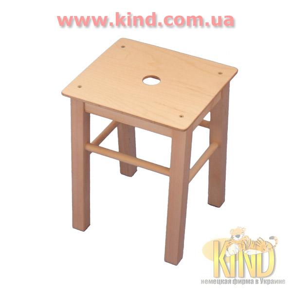 Детские деревянные стульчики табуретки