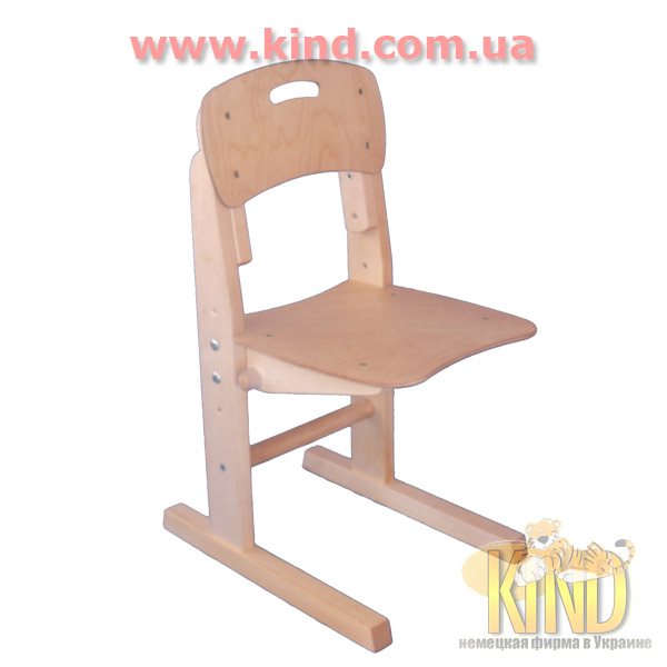 Деревянные стульчики для детей
