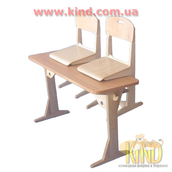 Немецкая детская мебель деревянная