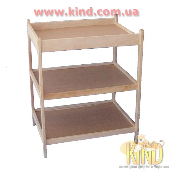 Мебель для малышей из дерева