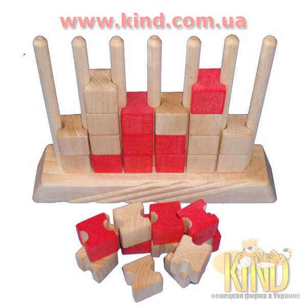 Деревянные игрушки из дерева