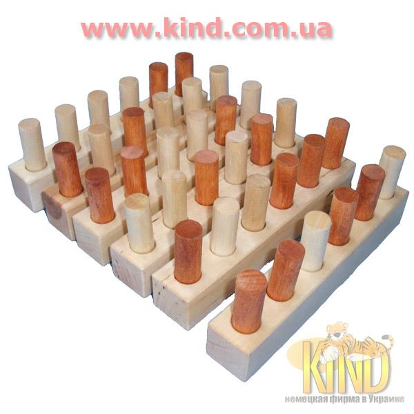 Деревянные игрушки без химии