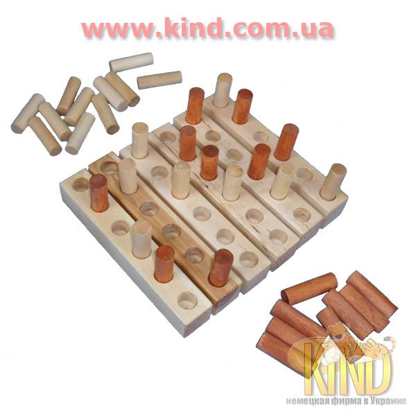 Детские деревянные игрушки для малышей