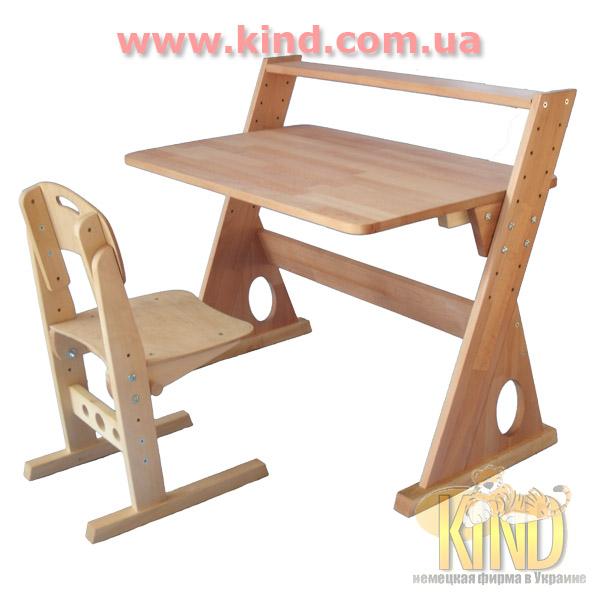 Мебель из дерева для школьников