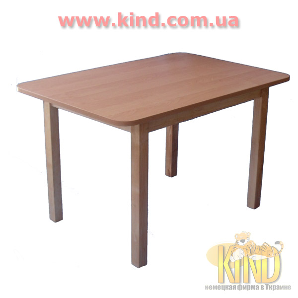 Купить детский столик из дерева