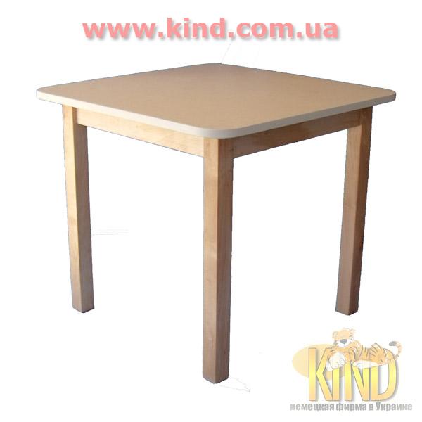 Детский деревянный стол для детей