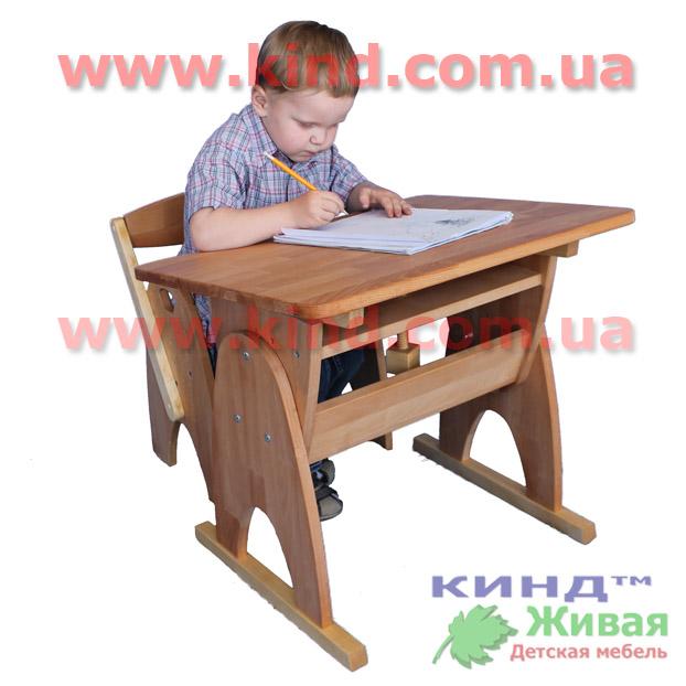 Купить парту для ребёнка в детскую комнату