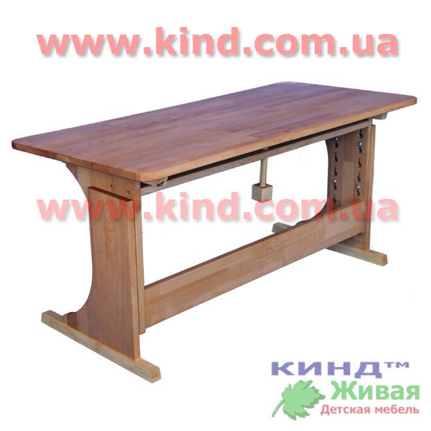 Купить детскую деревянную мебель