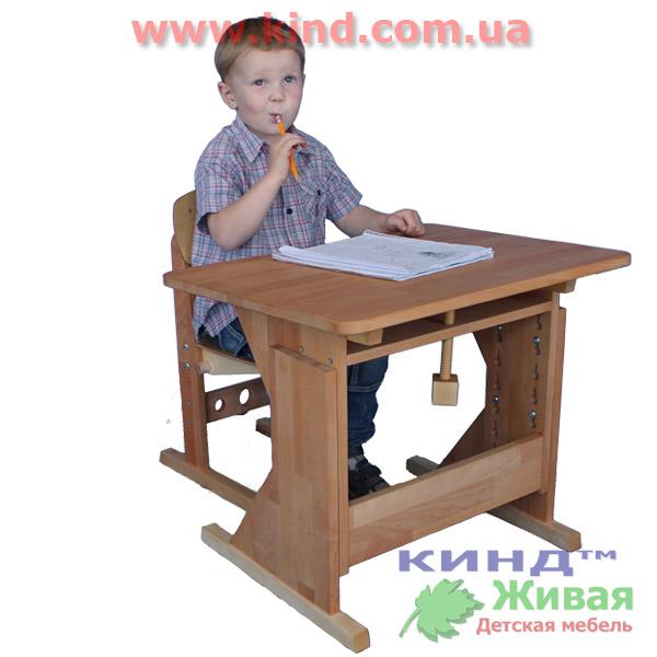 Детская мебель в детский сад деревянная
