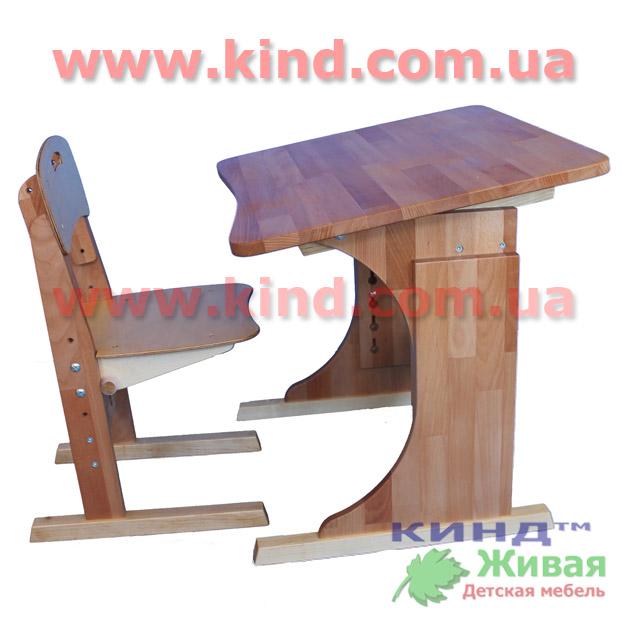 Регулируемые парты и стулья для малышей
