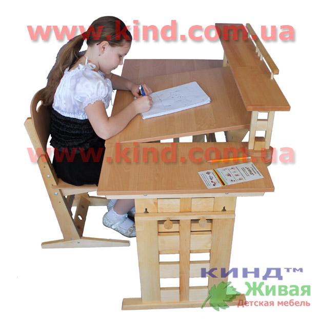 Большие письменные столы для детей
