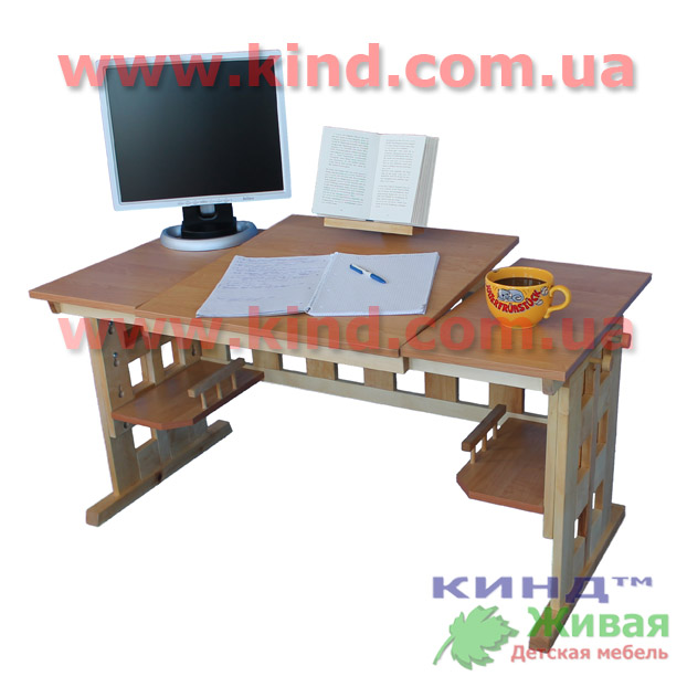 Регулируемые парты и стулья в детскую комнату
