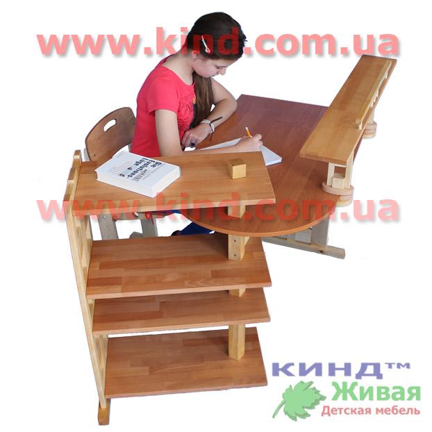 Мебель из дерева для детей