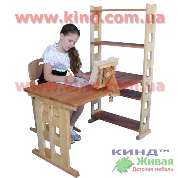 Регулируемые парты и стулья для студентов