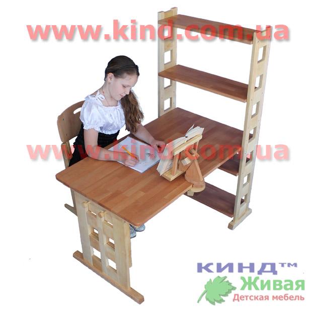 Письменные столы для детей из бука