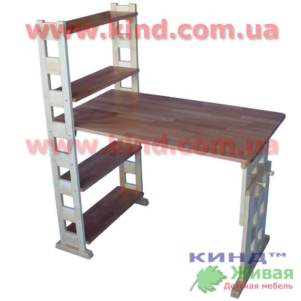 Детский деревянный стол из бука