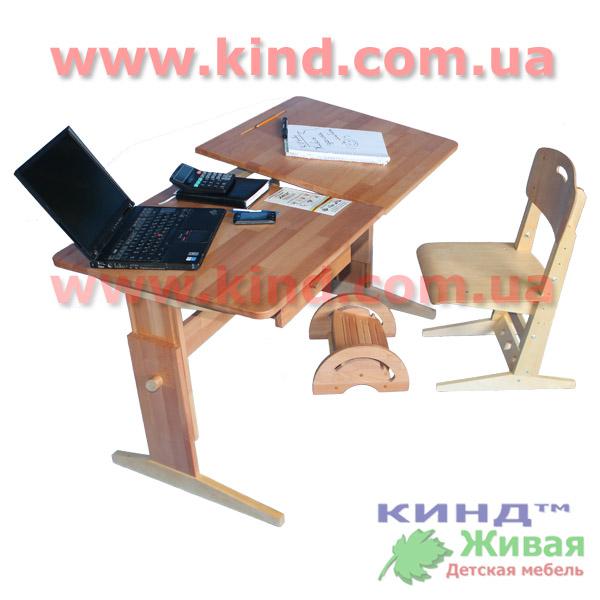 Мебель для детей из дерева из массива