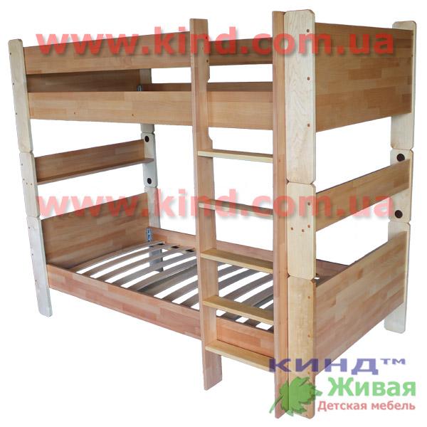 Купить двухэтажные детские кровати у производителя