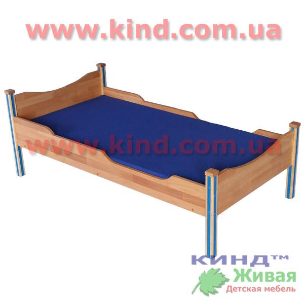 Детские кровати из дерева для малышей