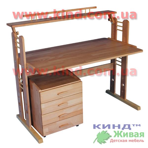 Детская мебель из массива в детскую комнату