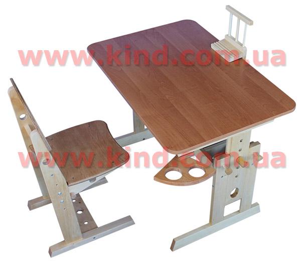 Регулируемые парты и стулья для детей