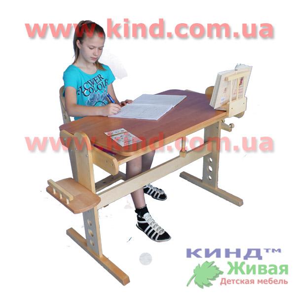 Детские парты и столы для школьников