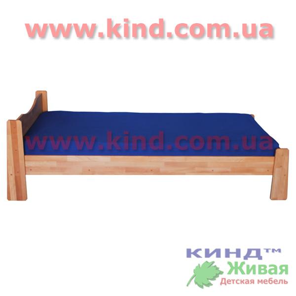 Подростковая кровать из дерева