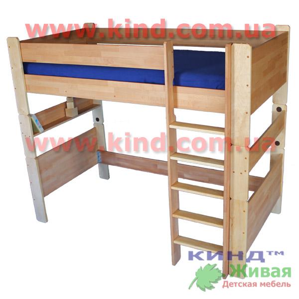 Деревянные двухъярусные детские кровати